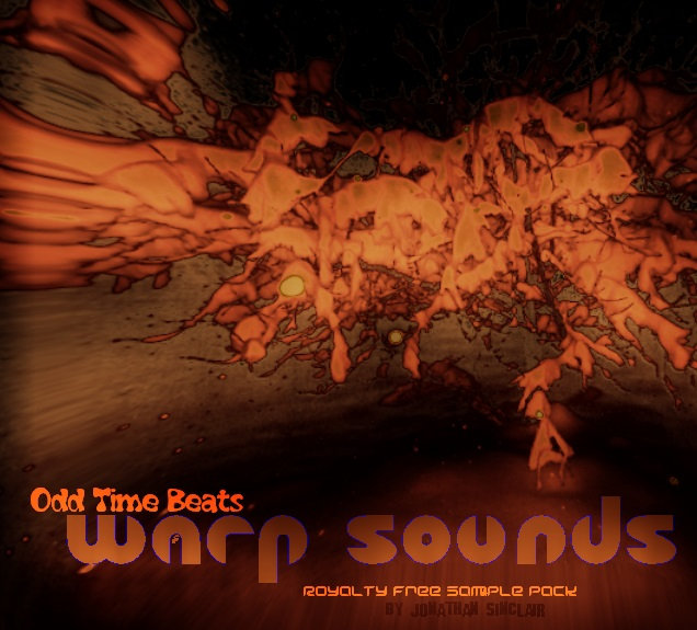 Warp Sounds | Odd TIme Beats - Royalty Free Loops and Samples