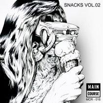 SNACKS: Volume 02 (MCR-016) cover art