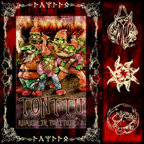 Riimuja Ja Tonttuja cover art