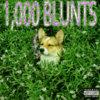 1000 BLUNTS Cover Art