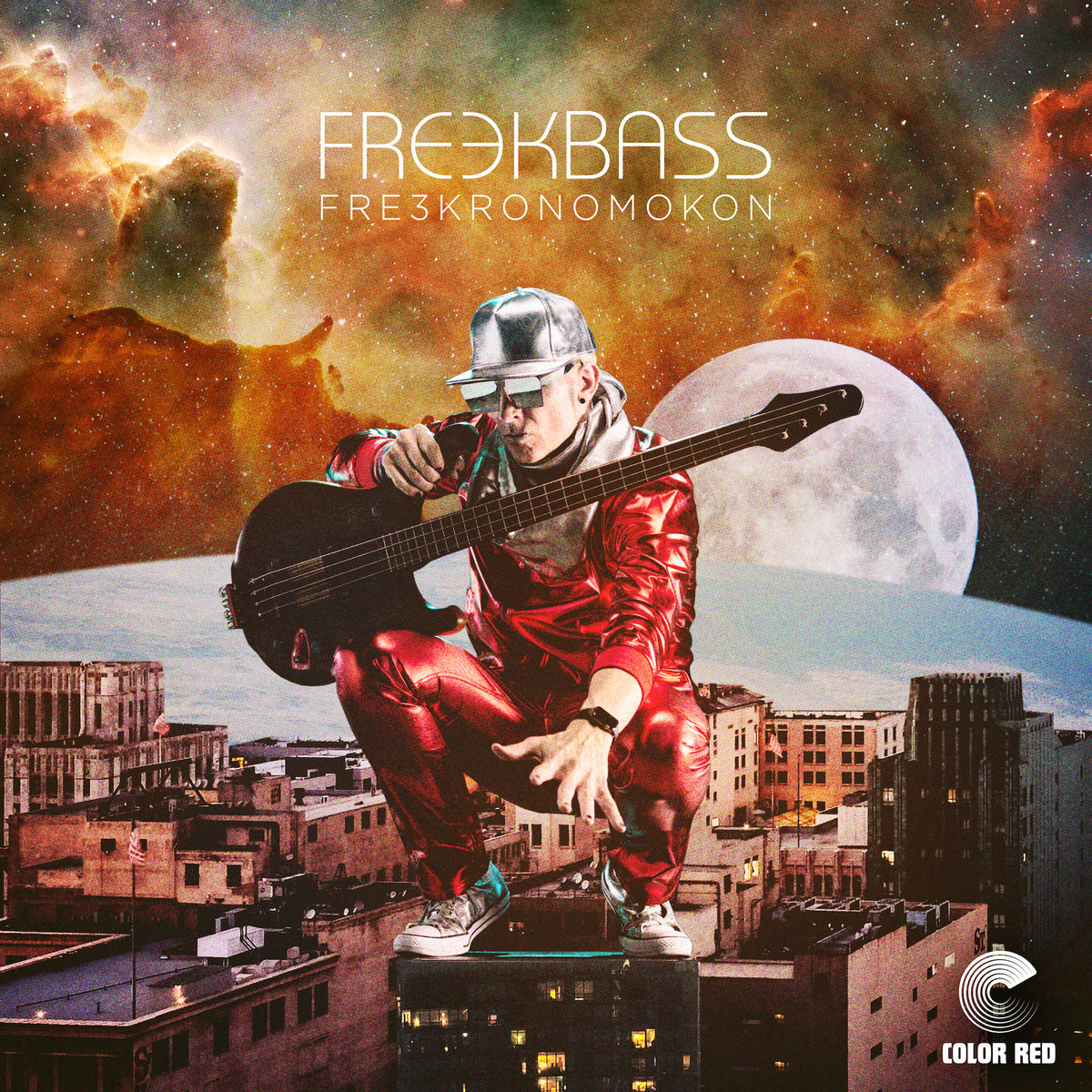 Fre3KroNomoKon by Freekbass