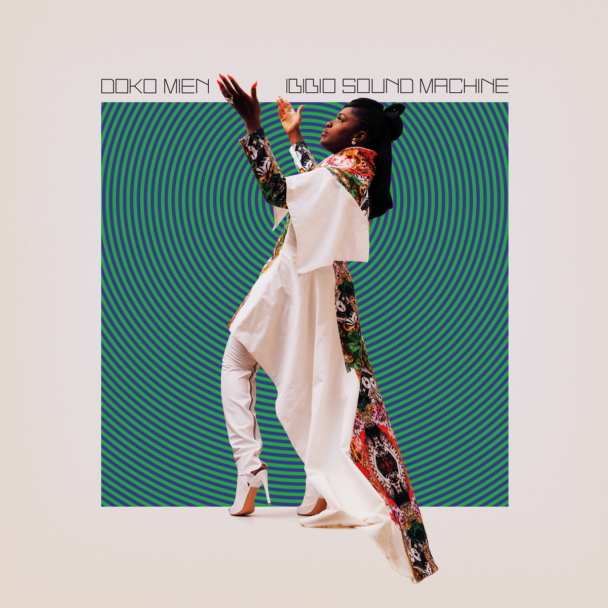 Image result for ibibio sound machine - doko mien
