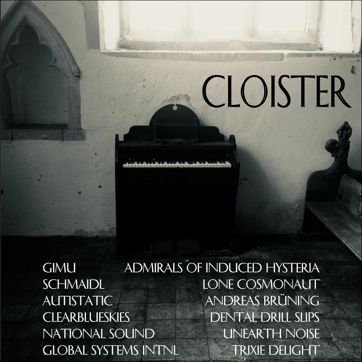 The Committee for Sonic Research – Cloister