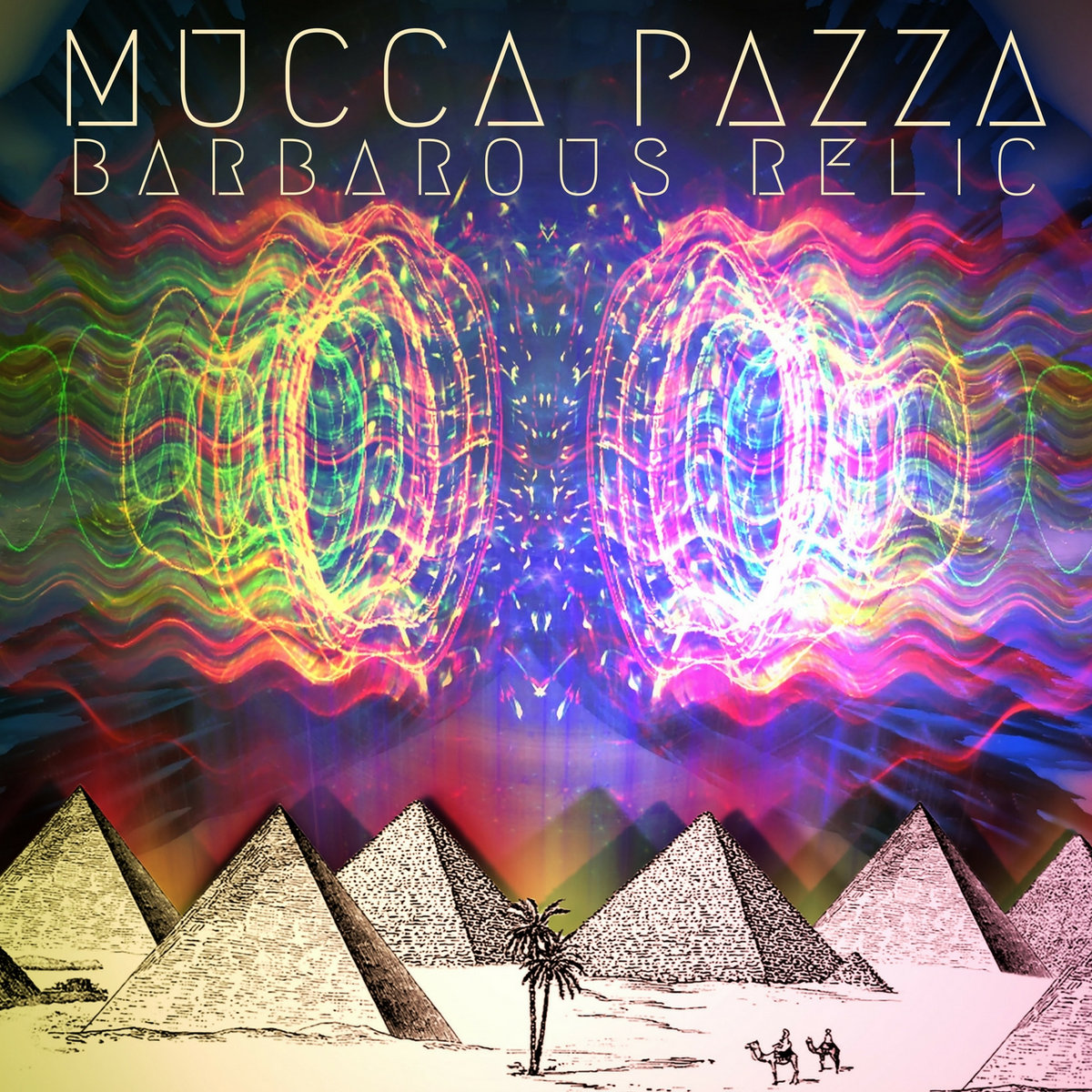 Image result for mucca pazza barbarous relic