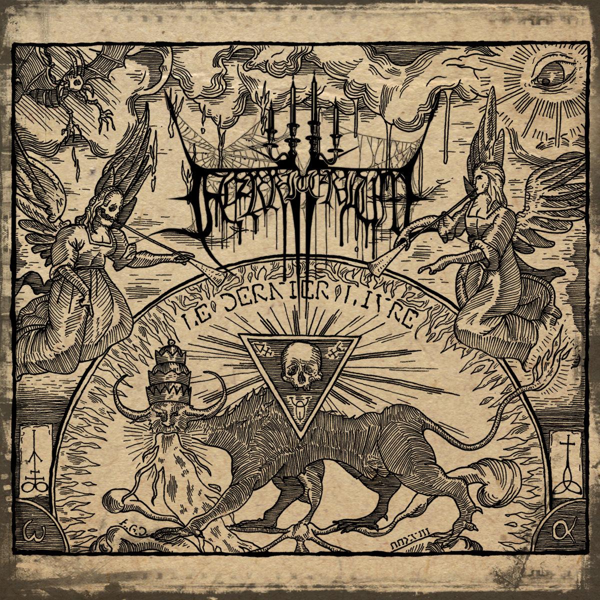 ferriterium le dernier livre black metal le scribe du rock