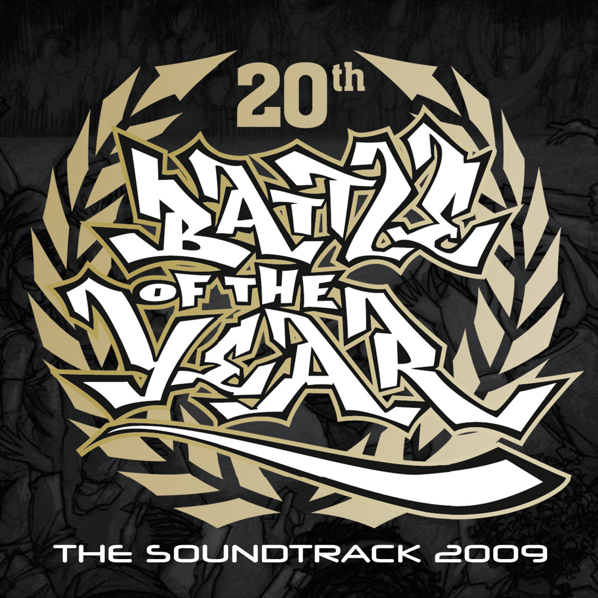 2009: Battle Of The Year 2009 - The Soundtrack