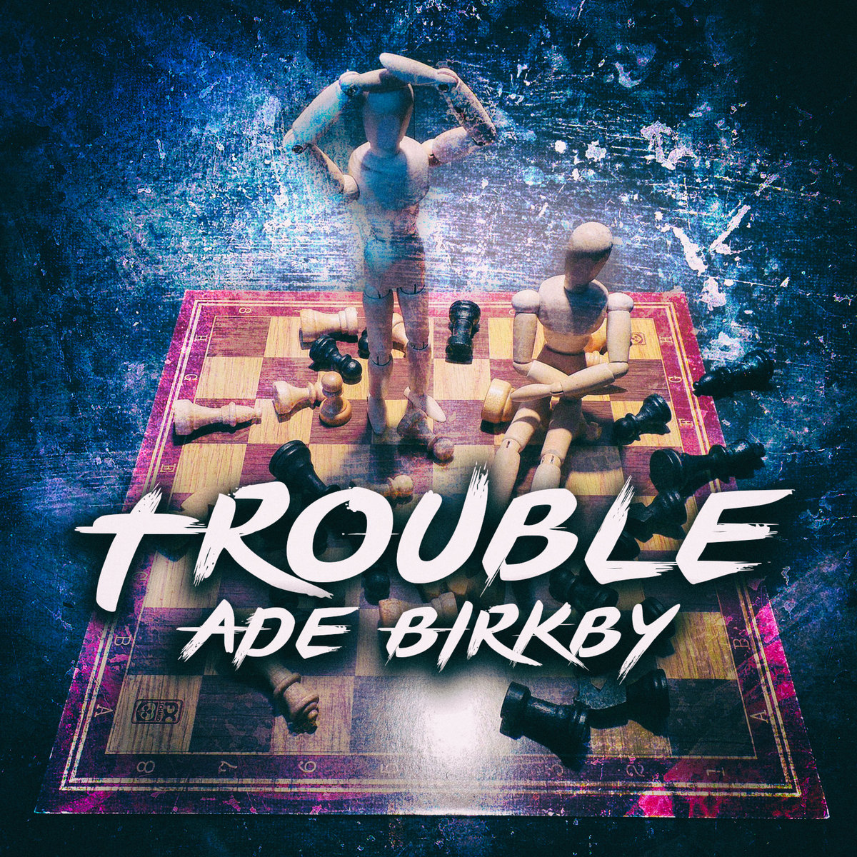 Trouble by Ade Birkby