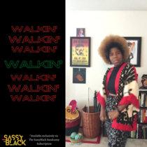 Walkin' cover art