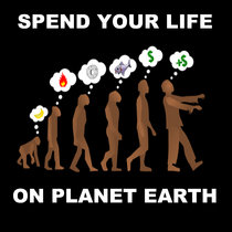 Spend Your Life On Earth cover art