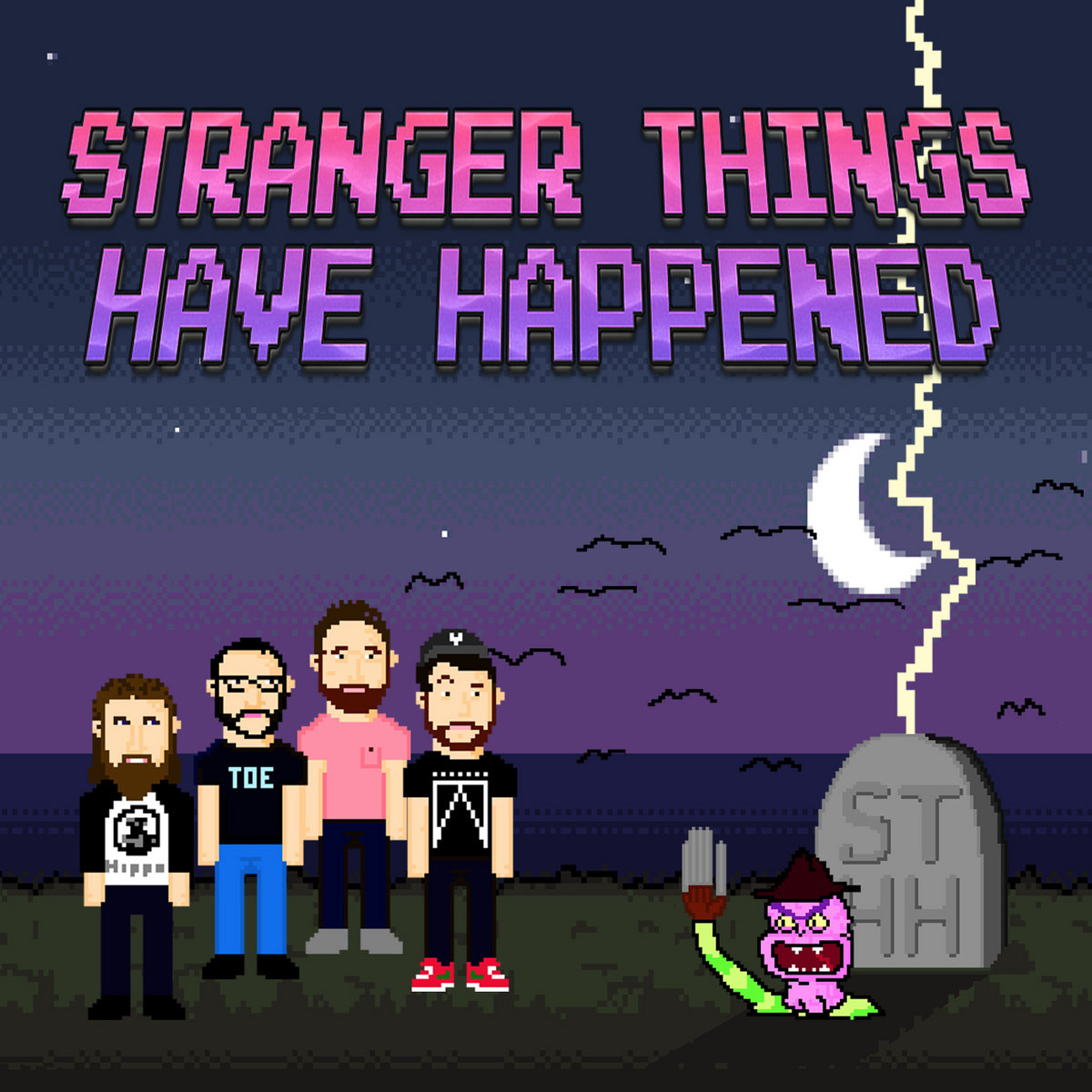 from Itu0027s The Self Titled EP by Stranger Things Have Happened  sc 1 st  Stranger Things Have Happened - Bandc& & Real Fake Doors | Stranger Things Have Happened pezcame.com