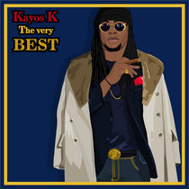 Kayos K - The Very Best (Album) cover art