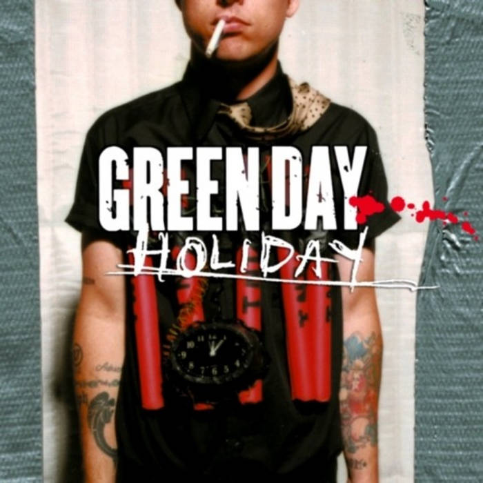 Green Day Holiday Cover N0v4c4n3