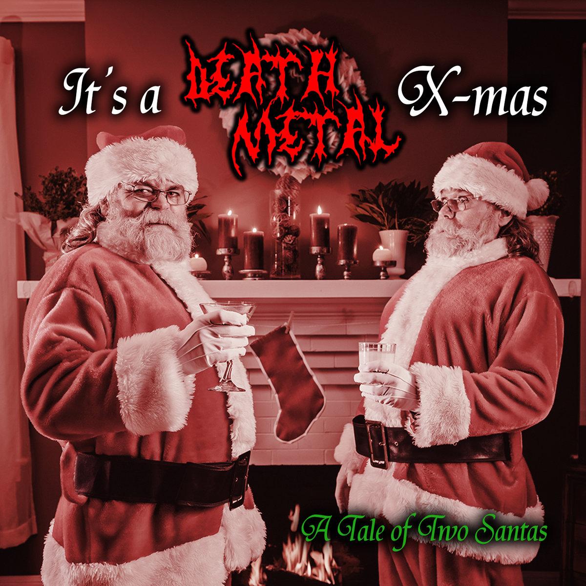 music its a death metal xmas - Death Metal Christmas