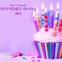Rayvene's G Day Mix! cover art
