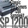 Classic Tru Comers SP1200 Samplekit Vol. 1