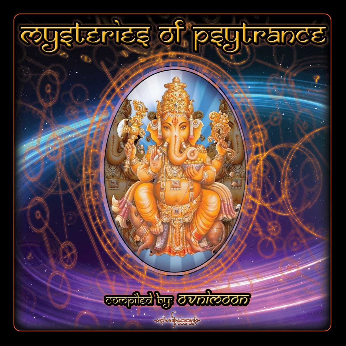 Mysteries of Psytrance Vol  1 - compiled by Ovnimoon
