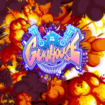 Gunhouse OST cover art