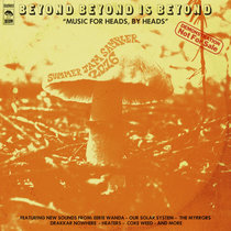 Beyond Beyond is Beyond 2016 Summer Jam Sampler cover art