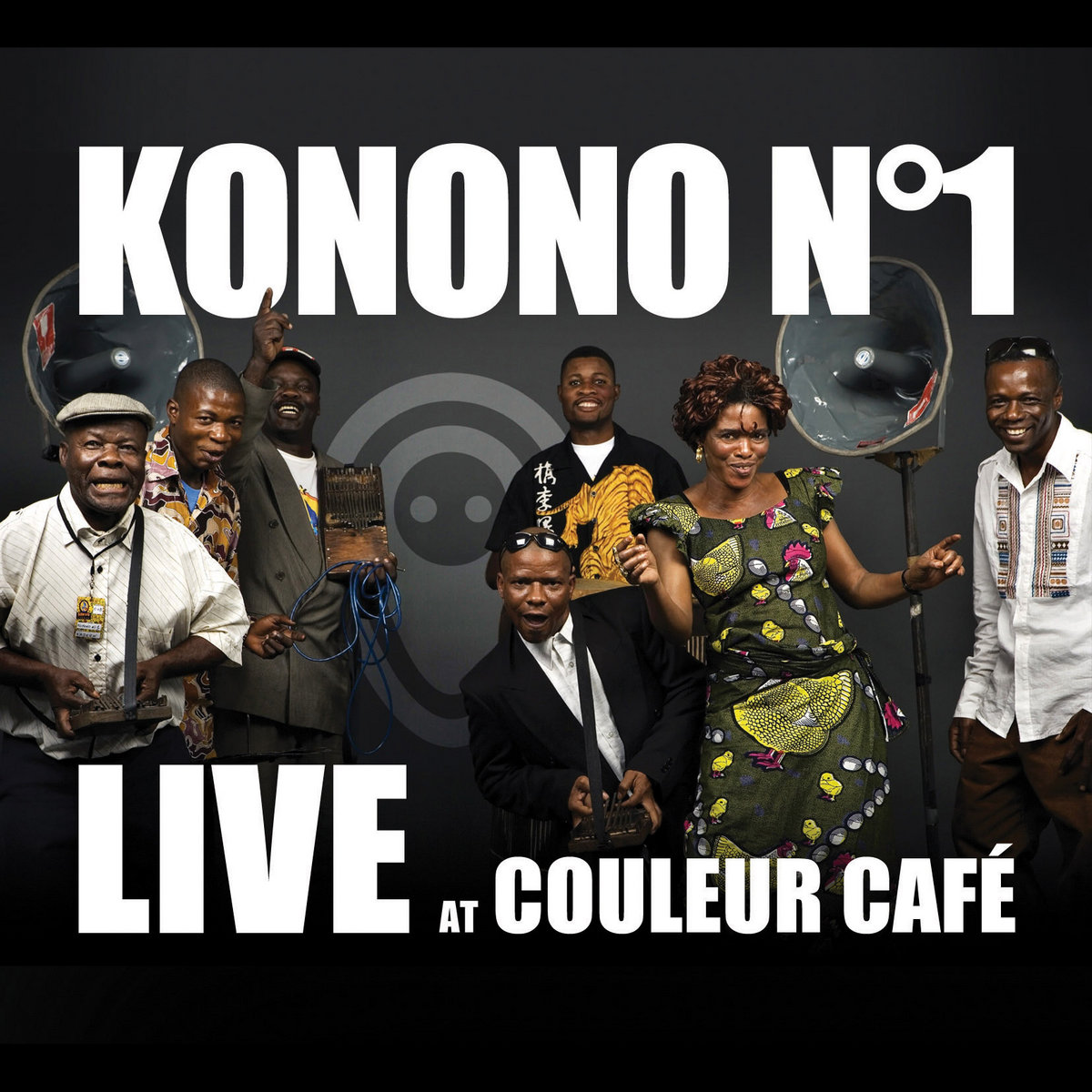 Live At Couleur Caf Konono N 1