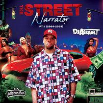 The Street Narrator PT.1 (2004-2009) cover art