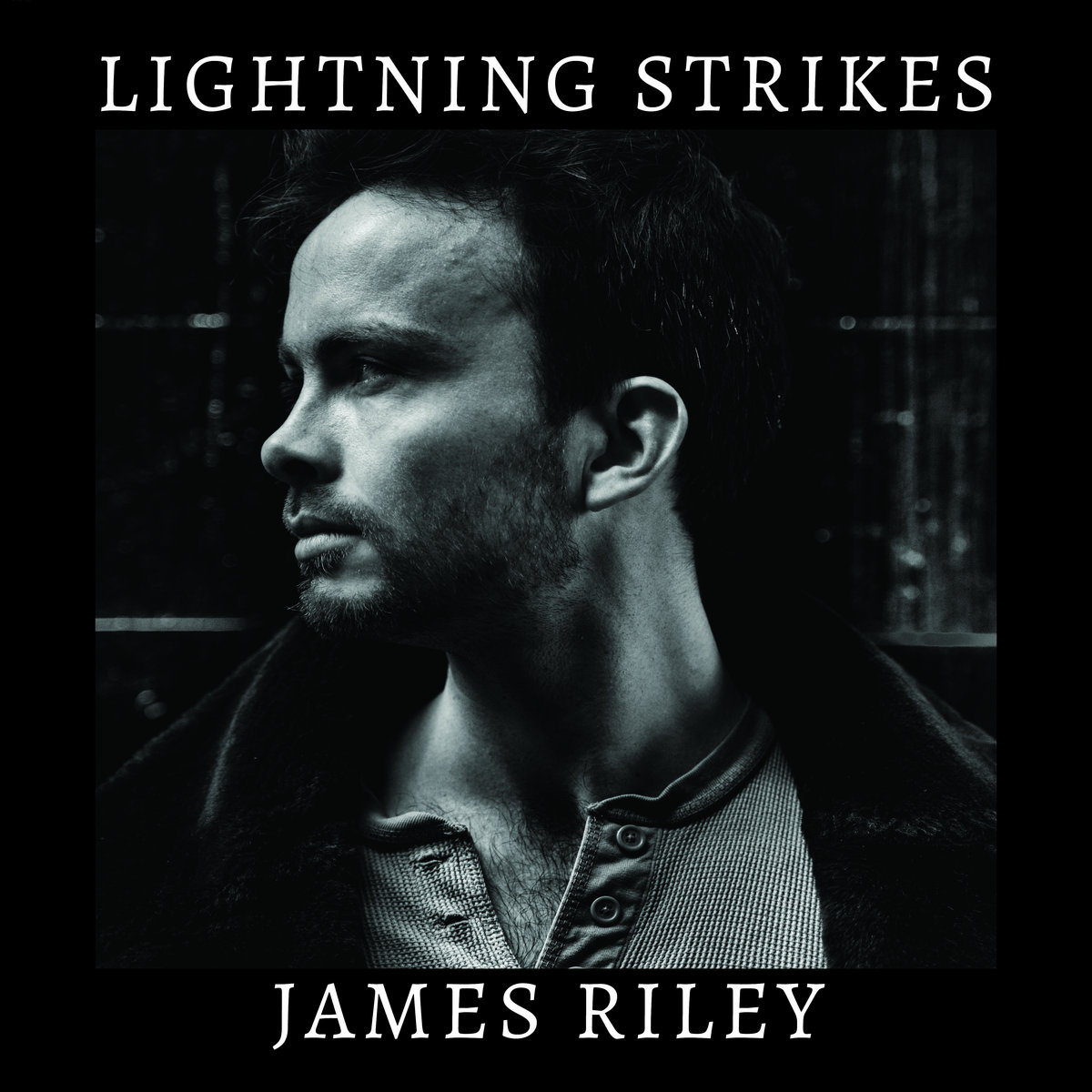 Lightning Strikes by James Riley