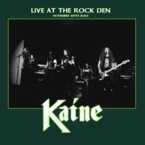Live at the Rock Den 2014 cover art