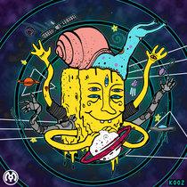 Space Sponge cover art