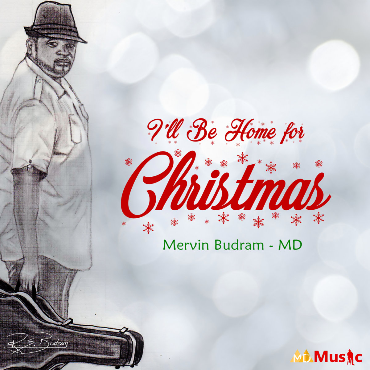 I\'ll Be Home For Christmas Ep | Mervin Budram - MD