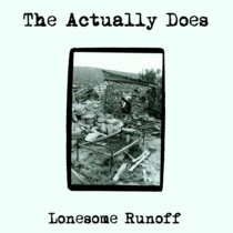 Lonesome Runoff cover art