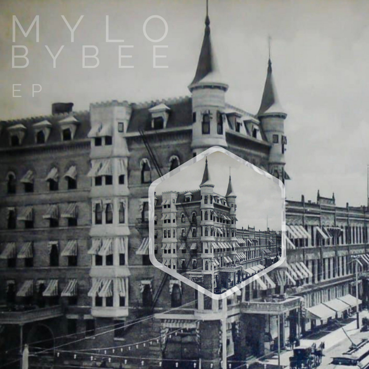 The Bricklayer by MYLO BYBEE