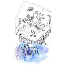 Roomies cover art