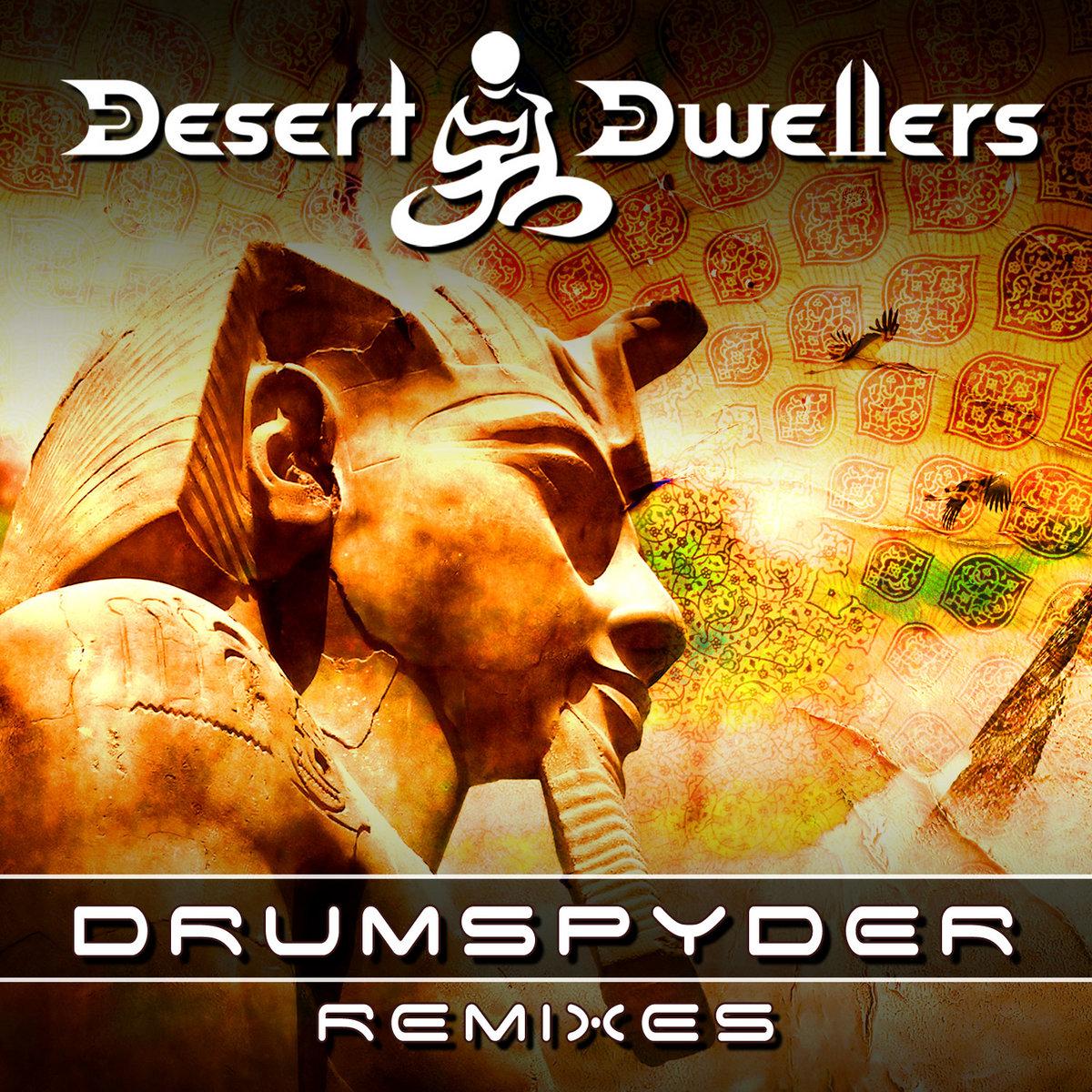 Shiva Nataraj (Drumspyder Remix)   Desert Dwellers
