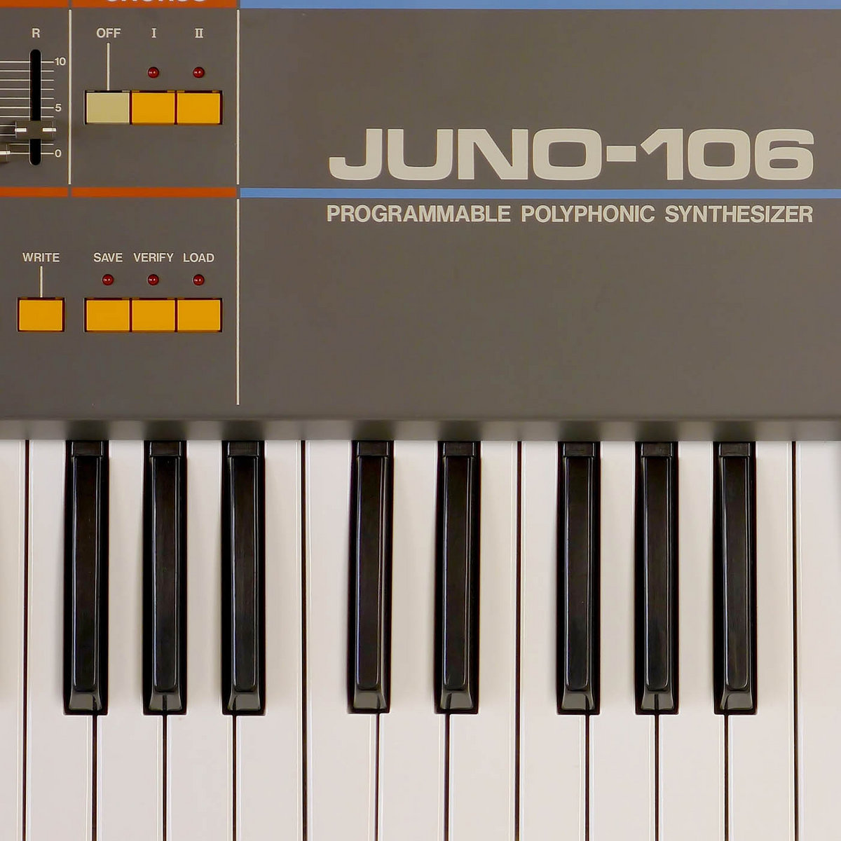 ROLAND JUNO-106 | Vintage Synth Samples