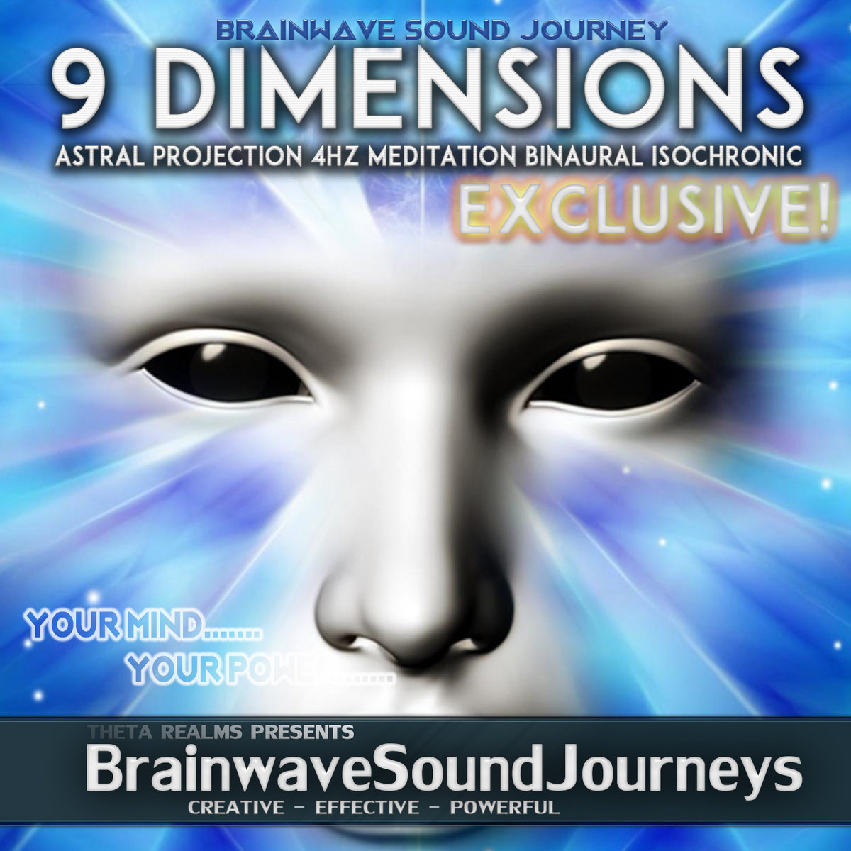 Best Music For Astral Projection & Brainwave Meditation