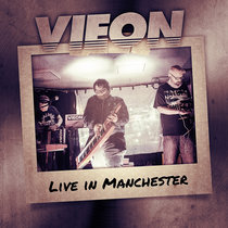 Live in Manchester cover art