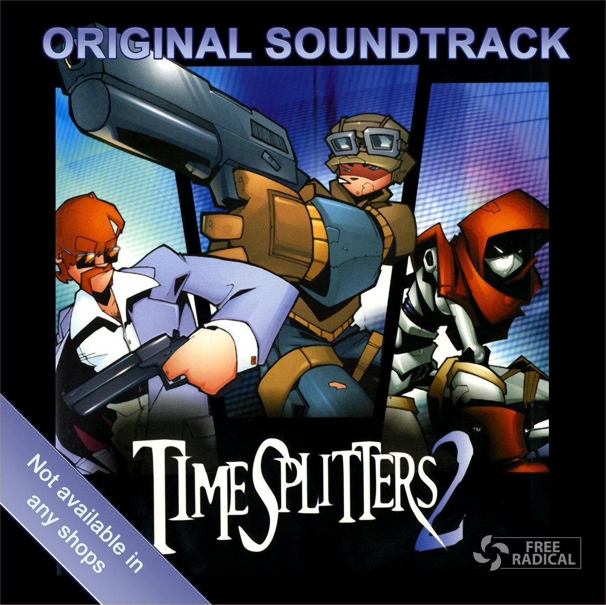 Timesplitters 2 OST | Graeme N...