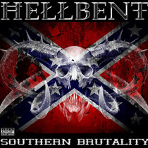 """""""Southern Brutality"""" (2014) cover art"""