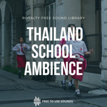 School Recess Ambience Thailand cover art