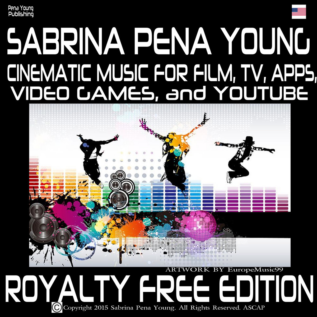 9caf49f071 ROYALTY FREE EDITION: Cinematic Music for Film, TV, Apps, Video ...