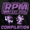 RPM Fest 2016 Compilation Cover Art