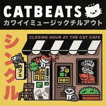 closing hour at the cat café cover art