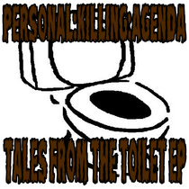 TALES FROM THE TOILET EP cover art