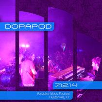 2014-07-12 Paradise Music Festival, Hustonville, KY cover art