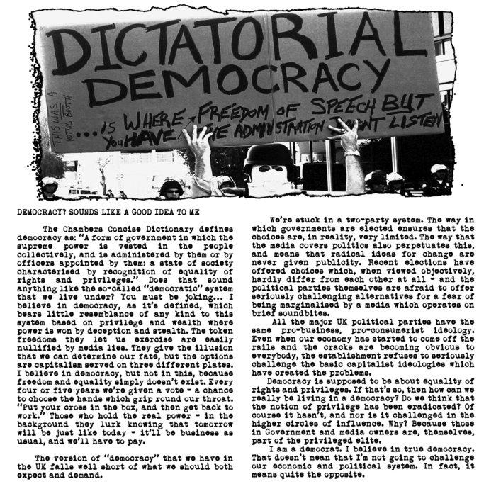 Democracy? Sounds Like A Good Idea To Me | Active Minds