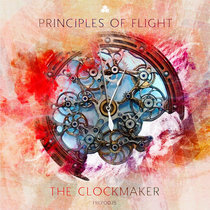 The Clockmaker EP (Fractal Records) cover art