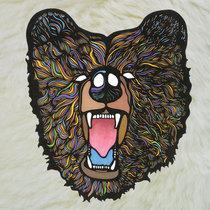 Albino Black Bear cover art