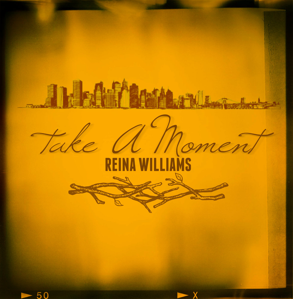 Take A Moment by Reina Williams