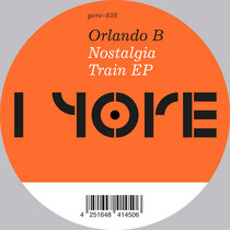 Nostalgia Train cover art