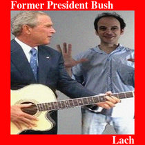 Former President Bush cover art