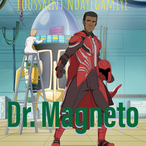 Dr. Magneto (Book Music) cover art